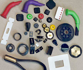 Specializing in custom injection molded parts, plastic